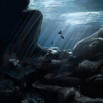Alone Underwater, Cénote