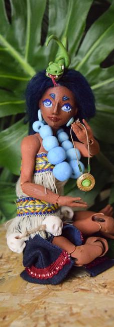 IX-CHEL Doll