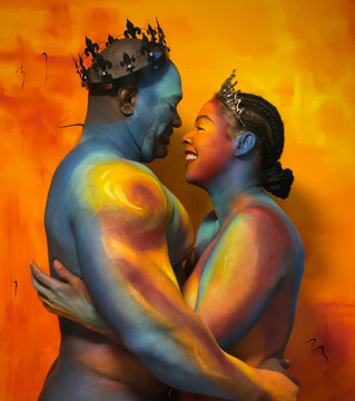 """""""King and Queen"""""""