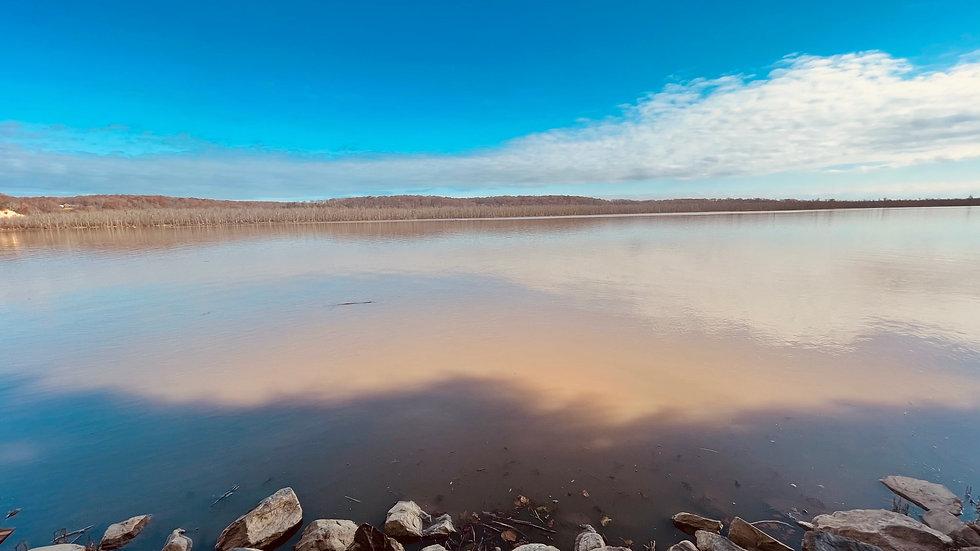 """Rappahannock River"" at King George, Virginia, Photo Print"