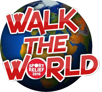 CALLING ALL FRIENDS OF SOMERVALE SCHOOL - WE NEED YOUR HELP TO WALK THE WORLD FOR SPORT RELIEF