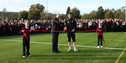 ASTRO TURF Opens at Somervale