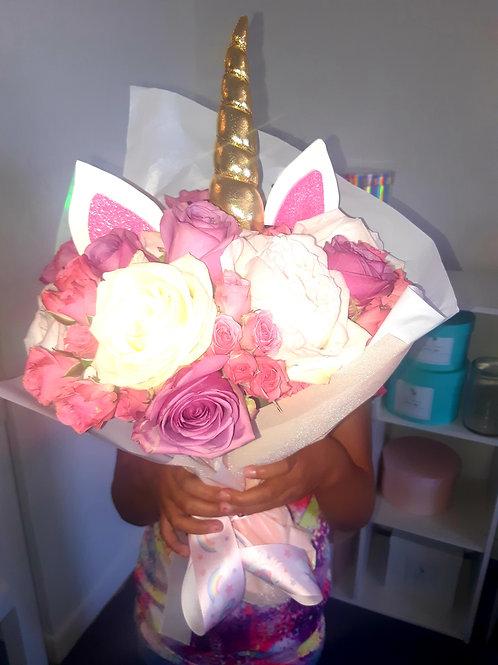 Unicorn Rose Bouquet