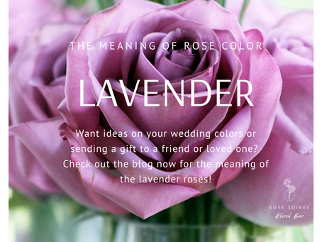The true meaning behind rose color
