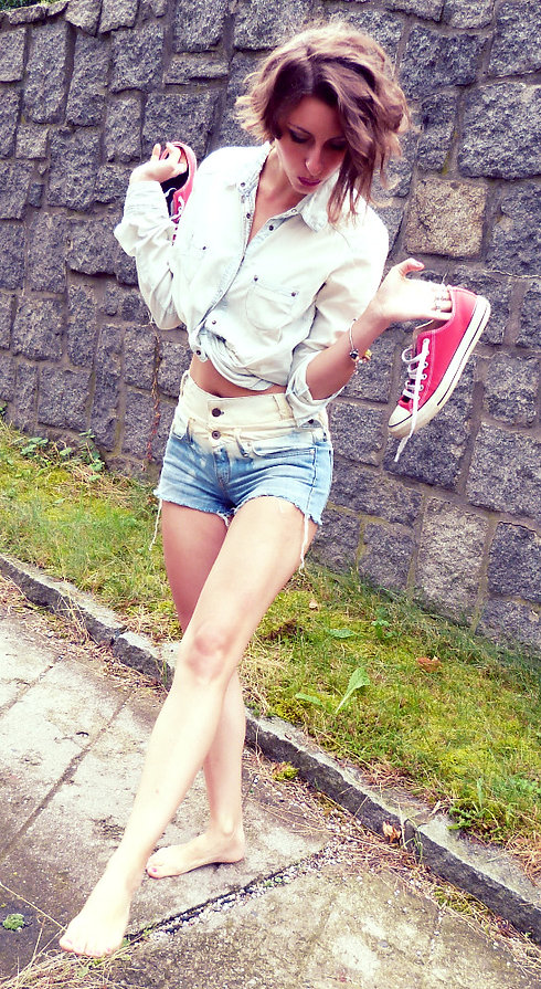 Lapena, shorts