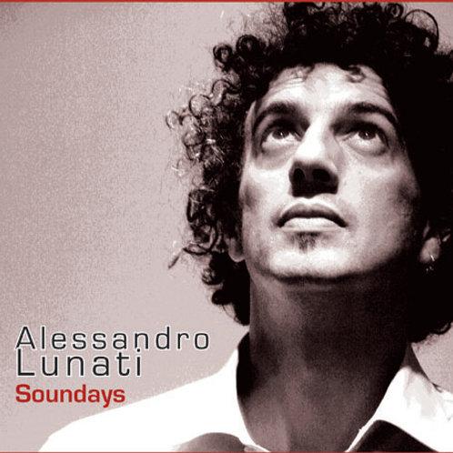 Alex Lunati - Soundays CD