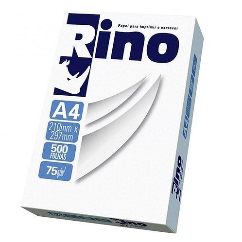 Resma Papel A4 Rino - 500 Folhas
