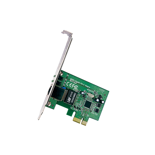 PLACA DE REDE PCI EXPR. GIGABIT 10/100/1000 TG3468 TP-LINK +