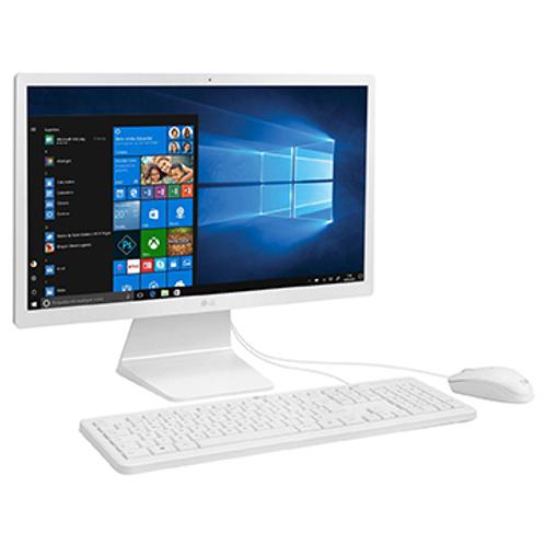 "PC LG AIO 21,5"" 22V280-L.BY31P1 N4100 / 4GB / 500GB / WI-FI / W10 (64 BITS)"