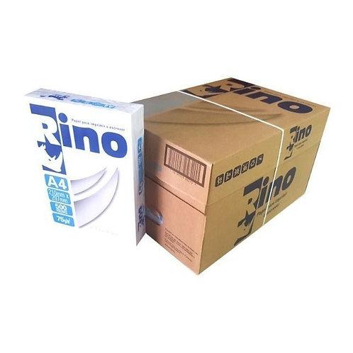 Caixa Papel A4 Rino - 5000 Folhas