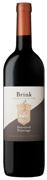 Pulpit Rock Brink Family Pinotage 2017