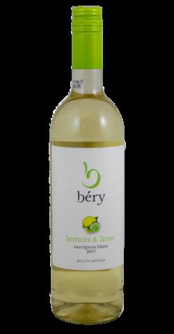 Mooiplaas - Lemon & Lime  Sauvignon Blanc 2017
