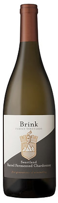 Pulpit Rock Brink's Barrel Fermented Chardonnay 2017
