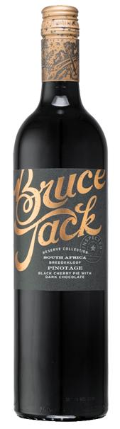 Bruce Jack Reserve Pinotage 2018