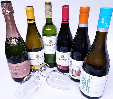 Virtual Tasting Pack - Groote Post Wines