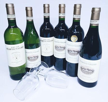 Virtual Tasting Pack - Hartenberg Wines