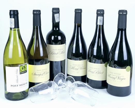 Virtual Tasting Pack - Post House Wines
