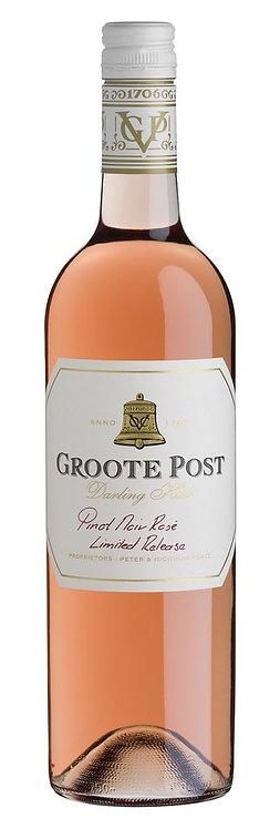 Groote Post Darling Hills Pinot Noir Rosé 2020