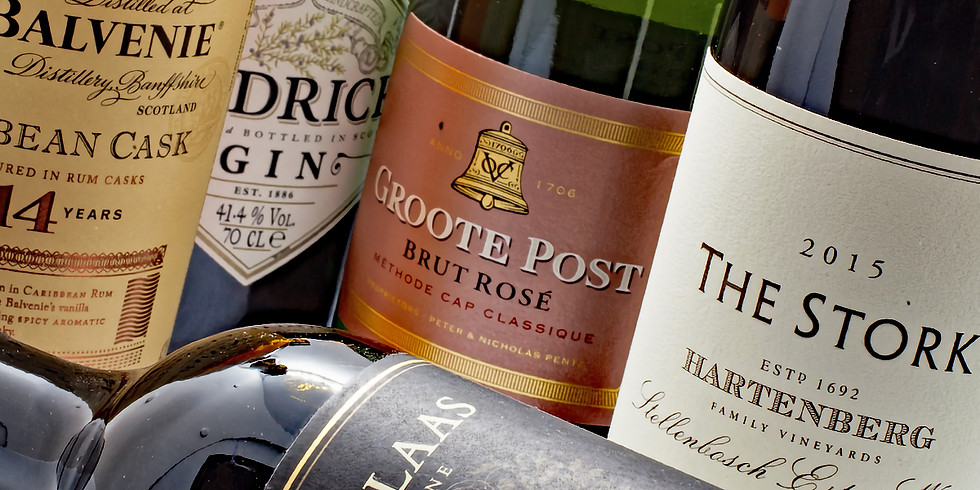 Christmas Wines, Whiskey & More - CHF 65.- pp