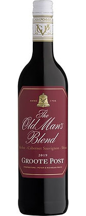Groote Post The Old Man's Blend 2019