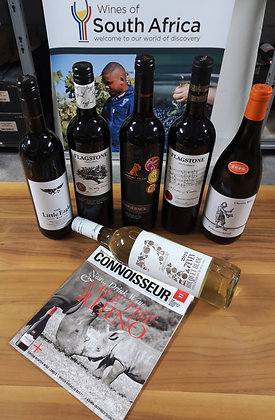 Wine-of-the-Month Club Pack