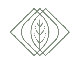 Numena Logo  squares overlaid with leaf in center