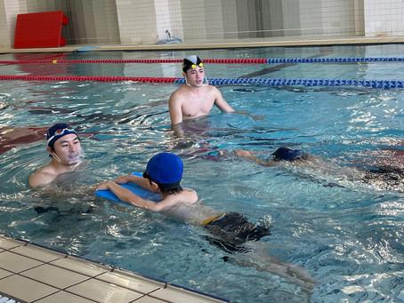 少人数制の発達が気になる子ども向け水泳教室【東京6回目】