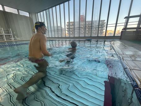 少人数制の発達が気になる子ども向け水泳教室【東京7回目】