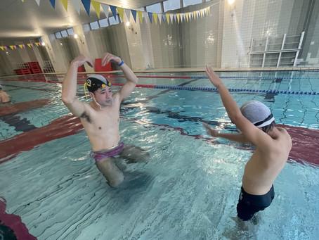 少人数制の発達が気になる子ども向け水泳教室【東京4回目】