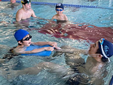 大阪YMCAでの「発達が気になる子ども向け水泳教室」完結!