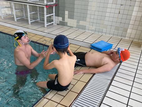 少人数制の発達が気になる子ども向け水泳教室【東京5回目】