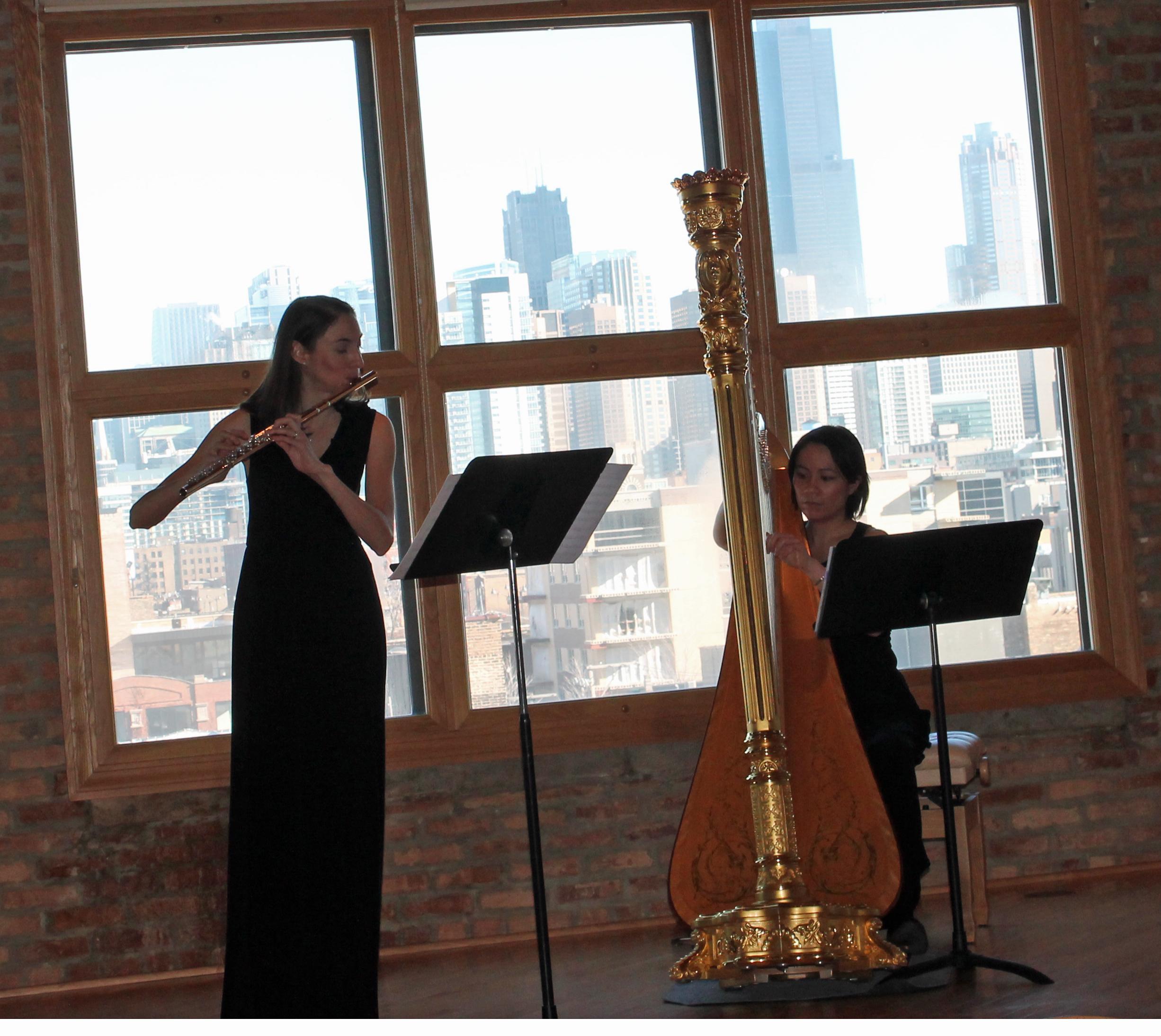 Lyrebird Ensemble in Recital
