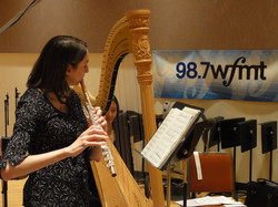 LIVE from WFMT, 98.7 Chicago
