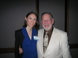 With Gerald Carey at NFA 2008