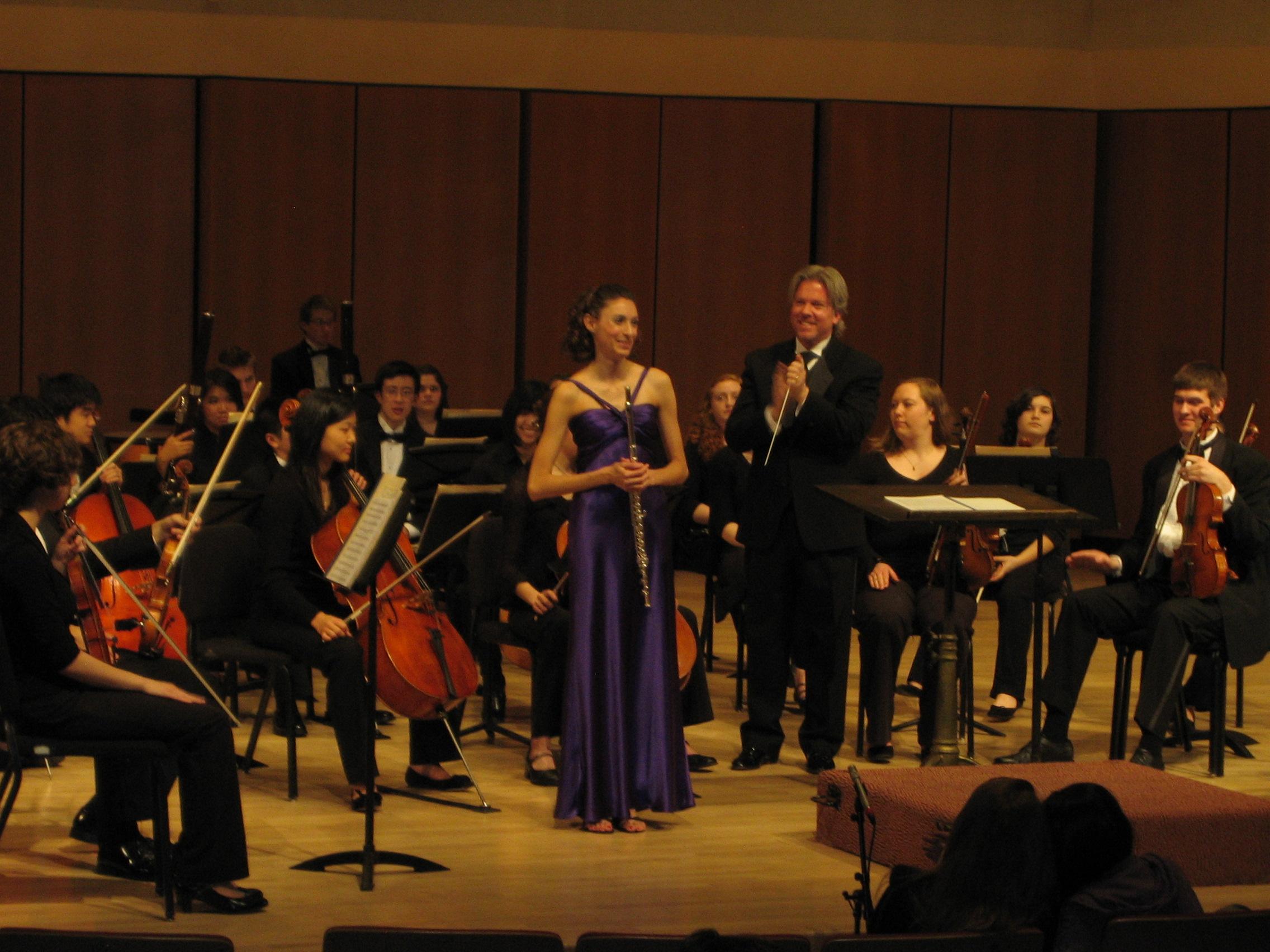 Romberg Concerto Performance