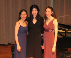 with Lillian Lau and Svetlana Belsky