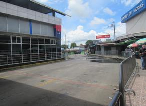 Transportitas denuncian afectaciones ante paro laboral de costarricenses