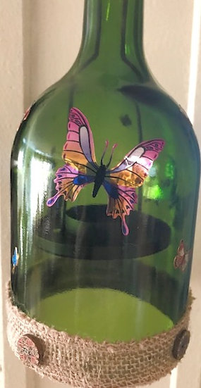 Hanging Lantern Butterflies