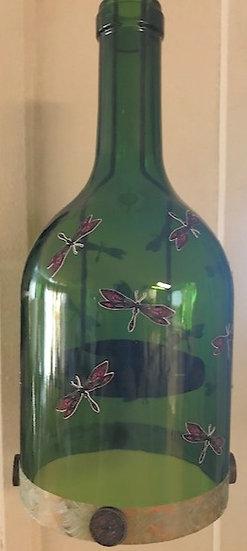 Hanging Lantern - Dragonflies