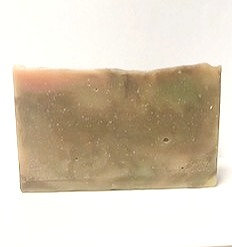 Jojoba with Sandalwood & Patchouli Goat's Milk Shampoo Bar