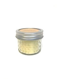 Beeswax Candles 4 oz Jelly Jar
