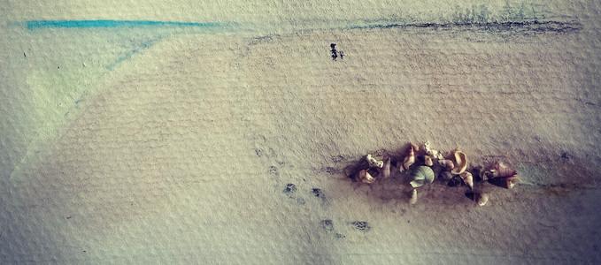 Misty Beach walk Largs 2.jpg