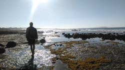 walking to the light of the sea.jpg