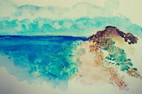 Ocean view Victoria