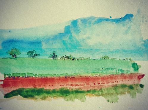 Yorkes landscape 3 small card