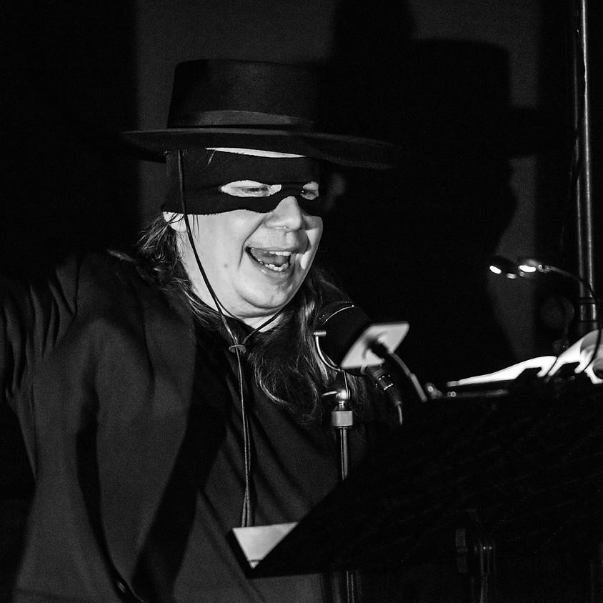 """""""Die Zunge des Zorro"""" - Zum 100. Jubiläum"""