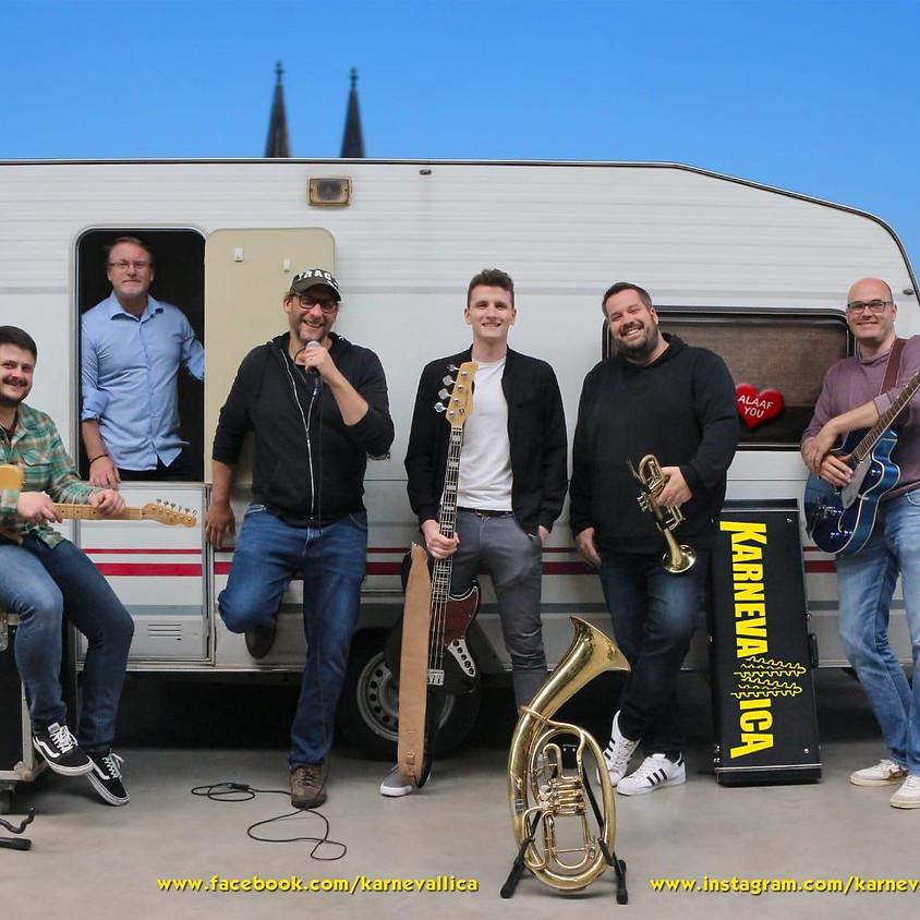 KARNEVALLICA - Kölsch Rock met Hätz - BENEFIZ-KONZERT FÜR DIE COUCH