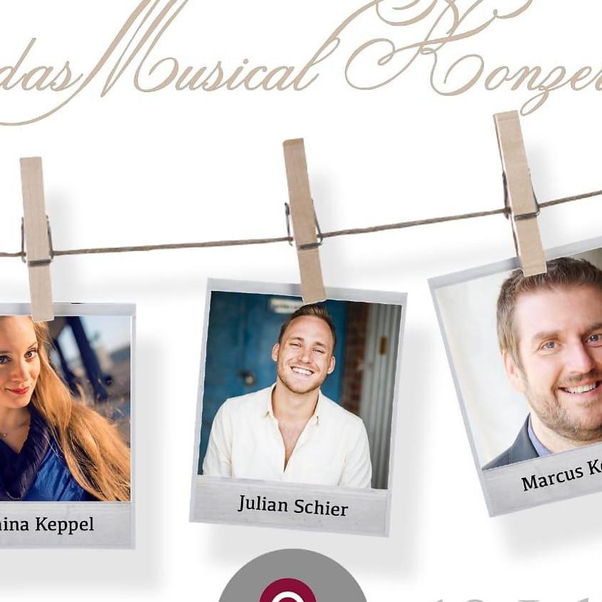 Back at Home: Das Musical-Konzert