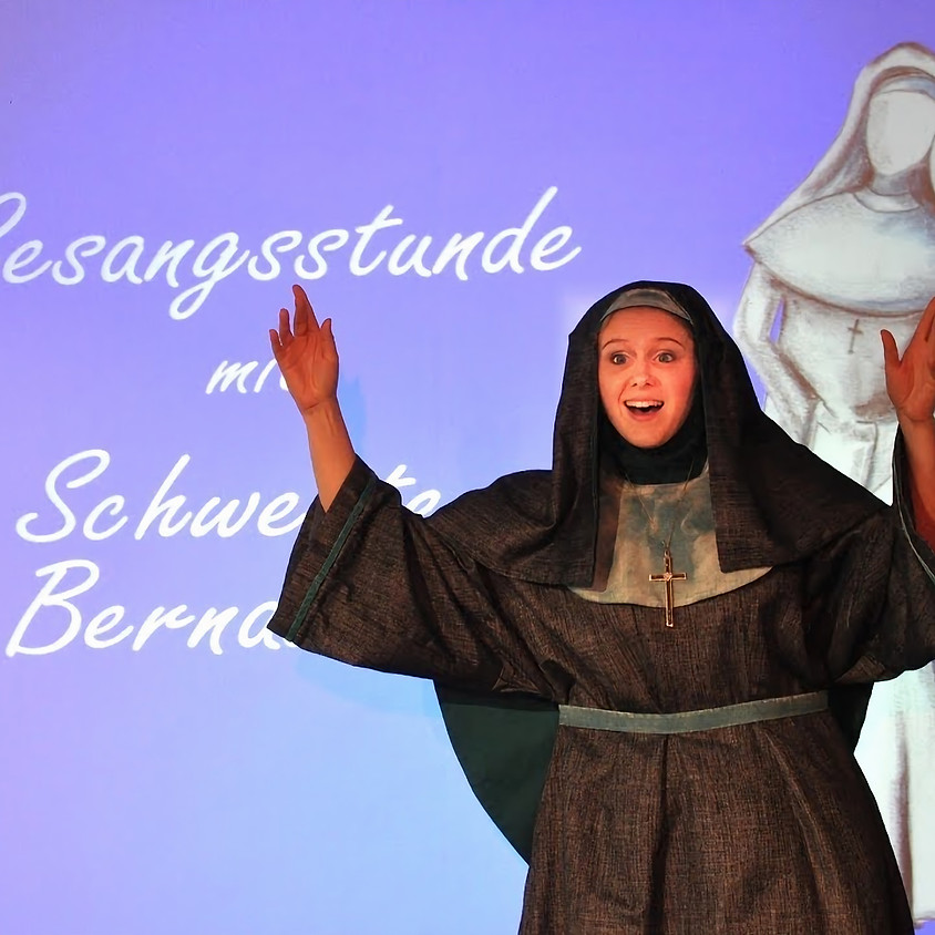 Mitsing-Kabarett mit Schwester Bernadetta