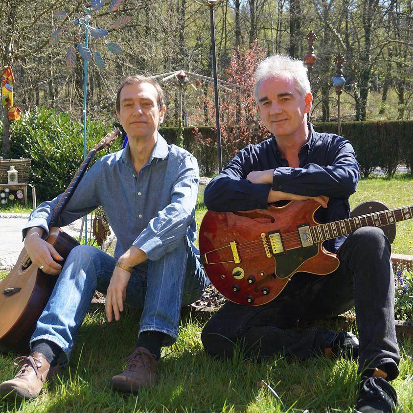 Gitarrenduo Uwe Sandfort & Martin Hermann